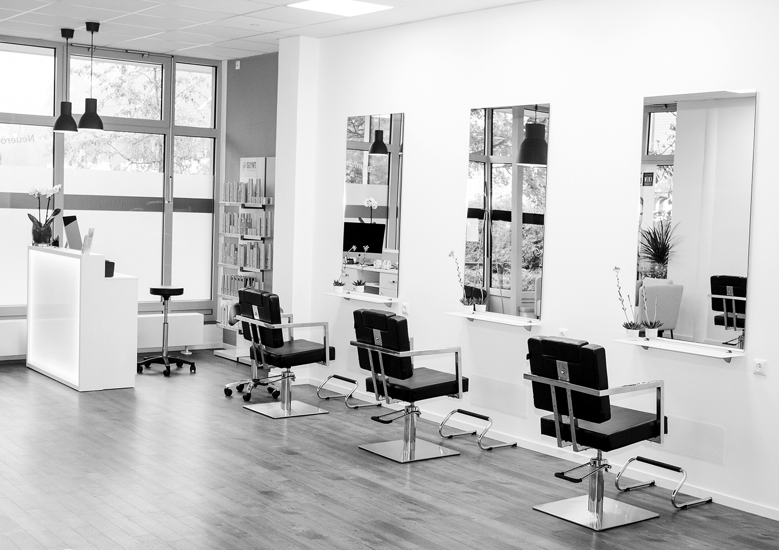 Salon Timm Hüge